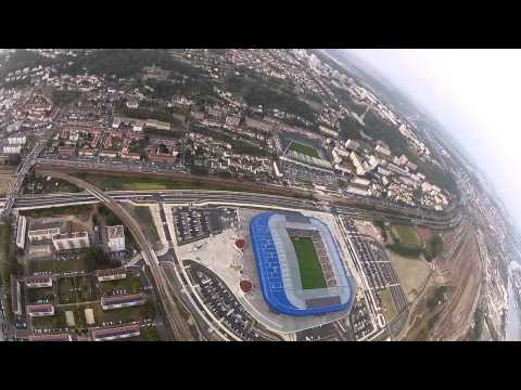 Stade Océane, Le Havre.MP4