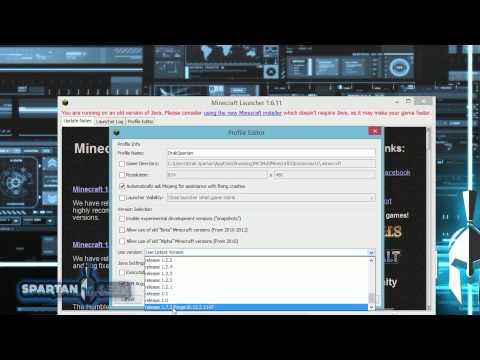 SpartanCraft: Como tener el server Mods (Descarga e instalacion +IP+Mods)