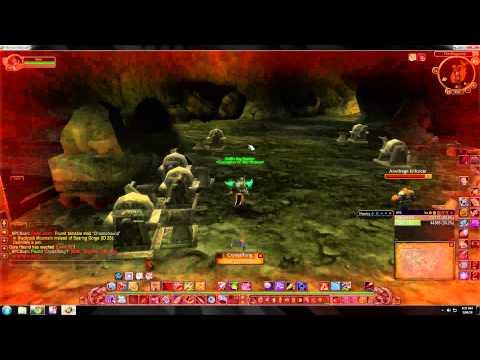 World of Warcraft rare hunter pet locations - Blackrock Mountain