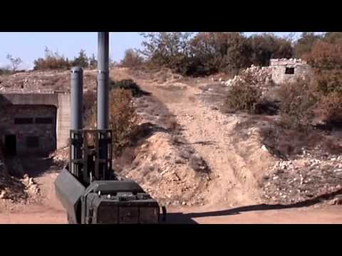 Russian Bastion Mobile Coastal Defence Missile System