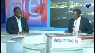 THE 6PM NEWS (GUEST ELI SMITH) EQUINOXE TV FRIDAY, APRIL 13th 2018
