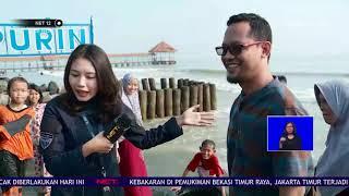 Pantai Purin Jadi Andalan Wisata Tegal - NET12