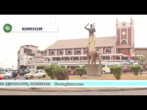 Overmars Multi Satellite Digital Ghana - KARE TV Services