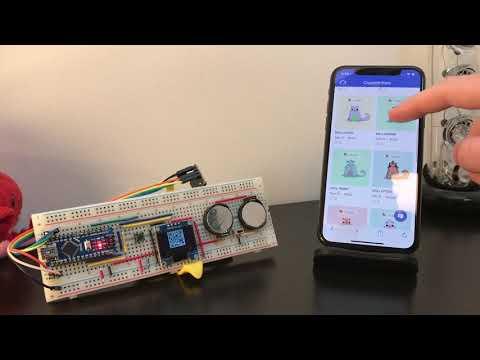 Firefly Hardware Wallet - CryptoKitties