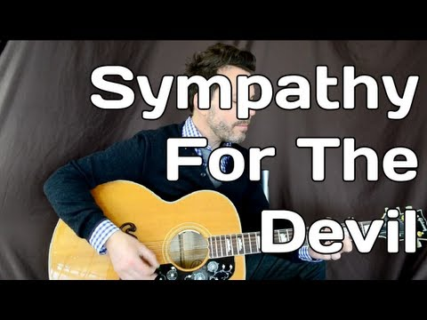 How To Play Sympathy For The Devil - Rolling Stones - Guitar Lesson