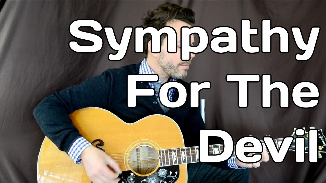 How To Play Sympathy For The Devil Rolling Stones Guitar Lesson