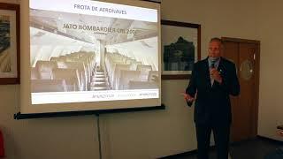 Vuelo Inaugural Amaszonas Paraguay a Porto Alegre