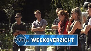 Weekoverzicht: week 36! - UTOPIA (NL) 2018
