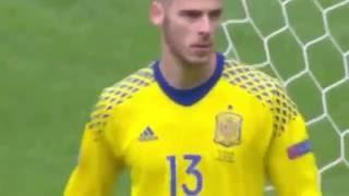 Italia 2 x 0 Espanha   MELHORES MOMENTOS   Eurocopa 2016