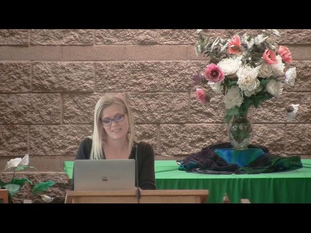MDUUC Sunday Service 7/25/2021 - Sermon - Sharon Sobotta