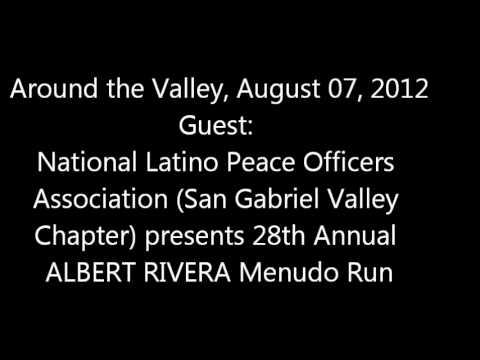 Around the Valley (Menudo Run - South/ El Monte)