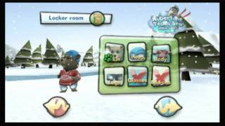 CGRundertow - HUBERT THE TEDDY BEAR: WINTER GAMES for Nintendo Wii Video Game Review