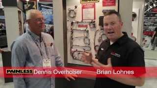 SEMA 2013 Painless engine swap wiring