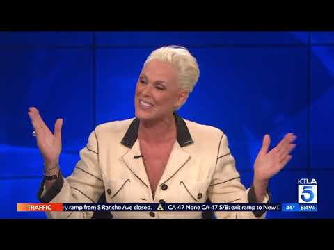 "Brigitte Nielsen on her Return to ""Creed 2"""