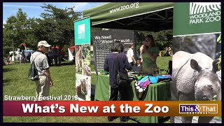 What's New at the Woodland Park Zoo
