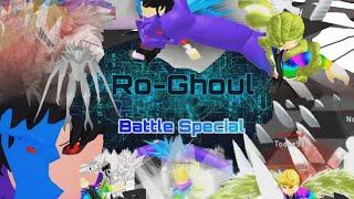 Roblox - Ro-Ghoul - Takizawa/Eto/Jason Arena Battle Special