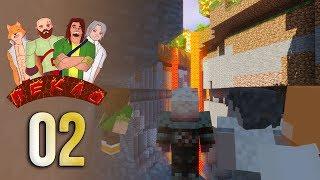 ПЕКЛО #2 - Мир в огне | Выживание в Майнкрафт с друзьями