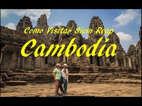 Como Visitar CAMBODIA