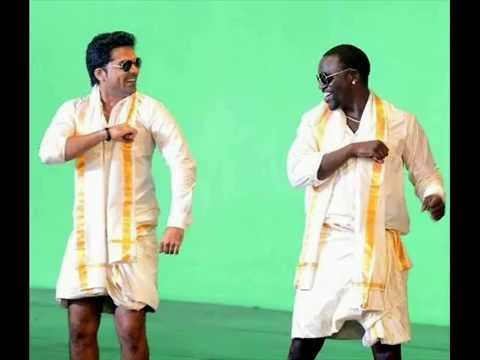 Making  of STR Love Anthem Feat Akon