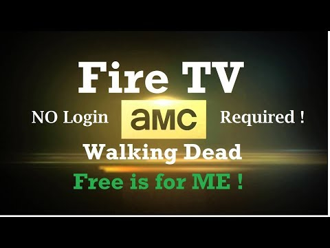 Fire TV * AMC Premier No Login APP