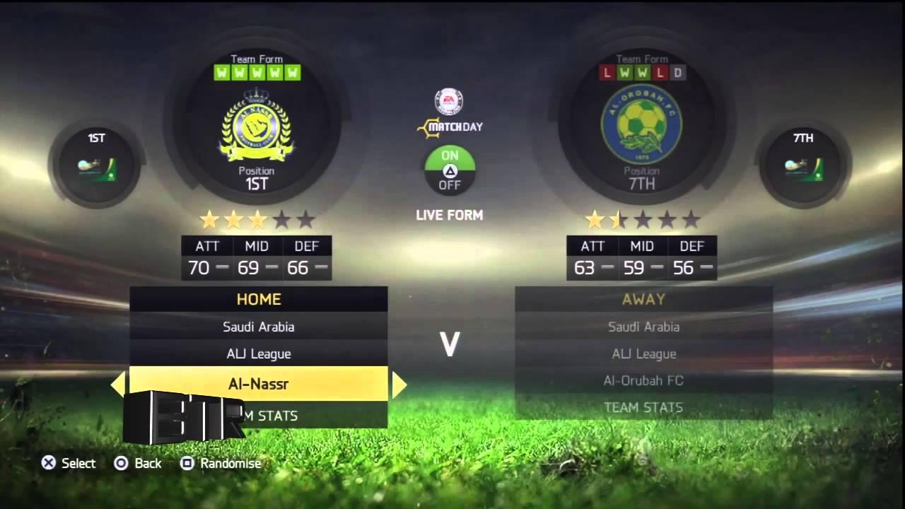 saudi arabien fußball liga