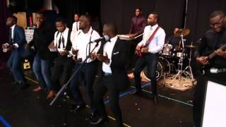 Génération Kabemba et Randy Dj (mariage Mapama 2014) Show na chaud Levi