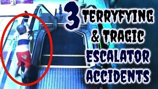 3 terrifying & tragic escalator accidents