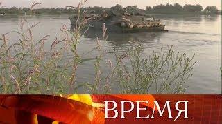 Сирийская армия при поддержке ВКС России продолжает наступать напозиции боевиков ИГИЛ