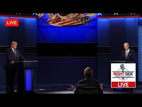 ? WATCH LIVE: Final 2020 Presidential Debate LIVE Coverage- Trump vs. Biden -10-22-20