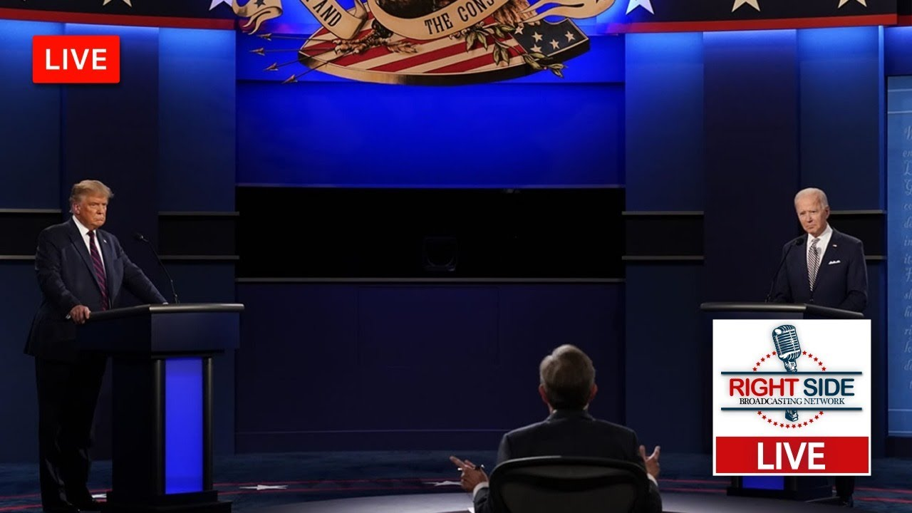 ? WATCH LIVE: Final 2020 Presidential Debate LIVE Coverage- Trump vs. Biden -10-22-20