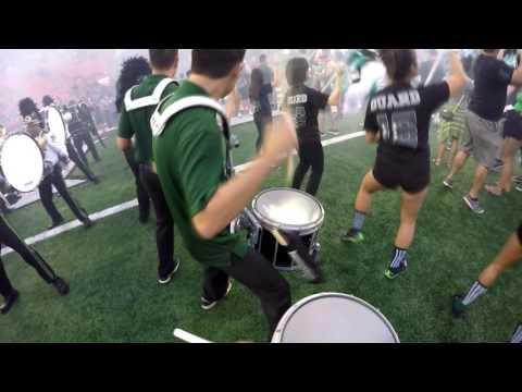 University of Hawaii Drumline - Homecoming 5-0
