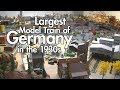 Largest Model Train Set 🚂 of Germany in the 1930s 4K Unintentional ASMR