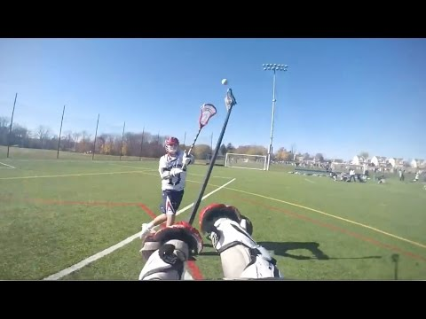 Defensive Player of the Year Helmet Cam