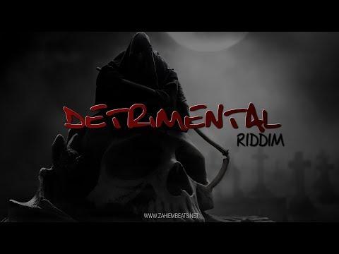 Dancehall Riddim Instrumental Beat - Detrimental Riddim [Prod.By Zahiem] 2017