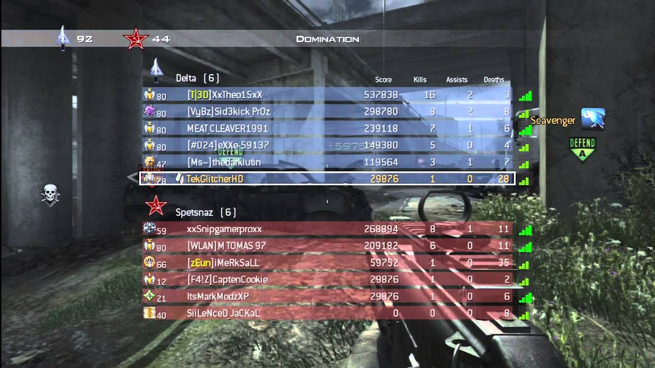 Mw3 Xp Lobby + 1 24 Xp Eboot Download