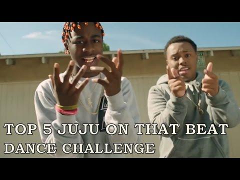 Top 5 JuJu On That Beat Dance Challenge ✔