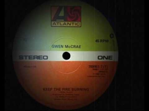 Gwen McRae - Keep The Fire Burning