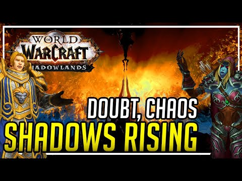 Shadows Rising Reveals Major SPOILERS In World Of Warcraft Shadows Rising