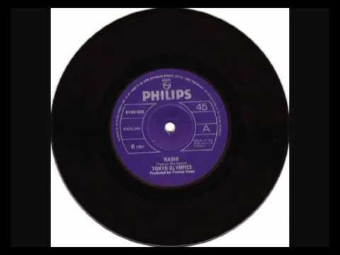 Tokyo Olympics - Radio (Vinyl Rip) - 1981.flv