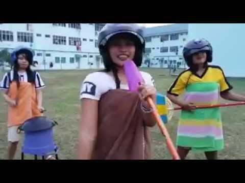 Girl Band Batam - Buka Handuk - Satu Indonesia