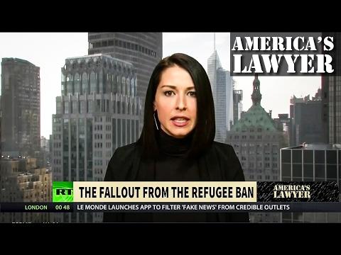 Abby Martin Rips Apart Trump's Anti-Muslim Travel Ban