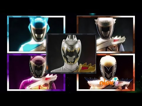 Power Rangers - Forever Sixth And Auxiliary Ranger Morphs | Mighty Morphin - Super Ninja Steel