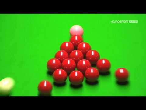 Snooker Hall Shaun Murphy vs Jamie Jones Semi Final Frame 1 World Snooker 2017