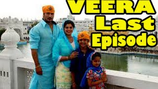 VEERA Serial Last Day Shoot 29th July 2015