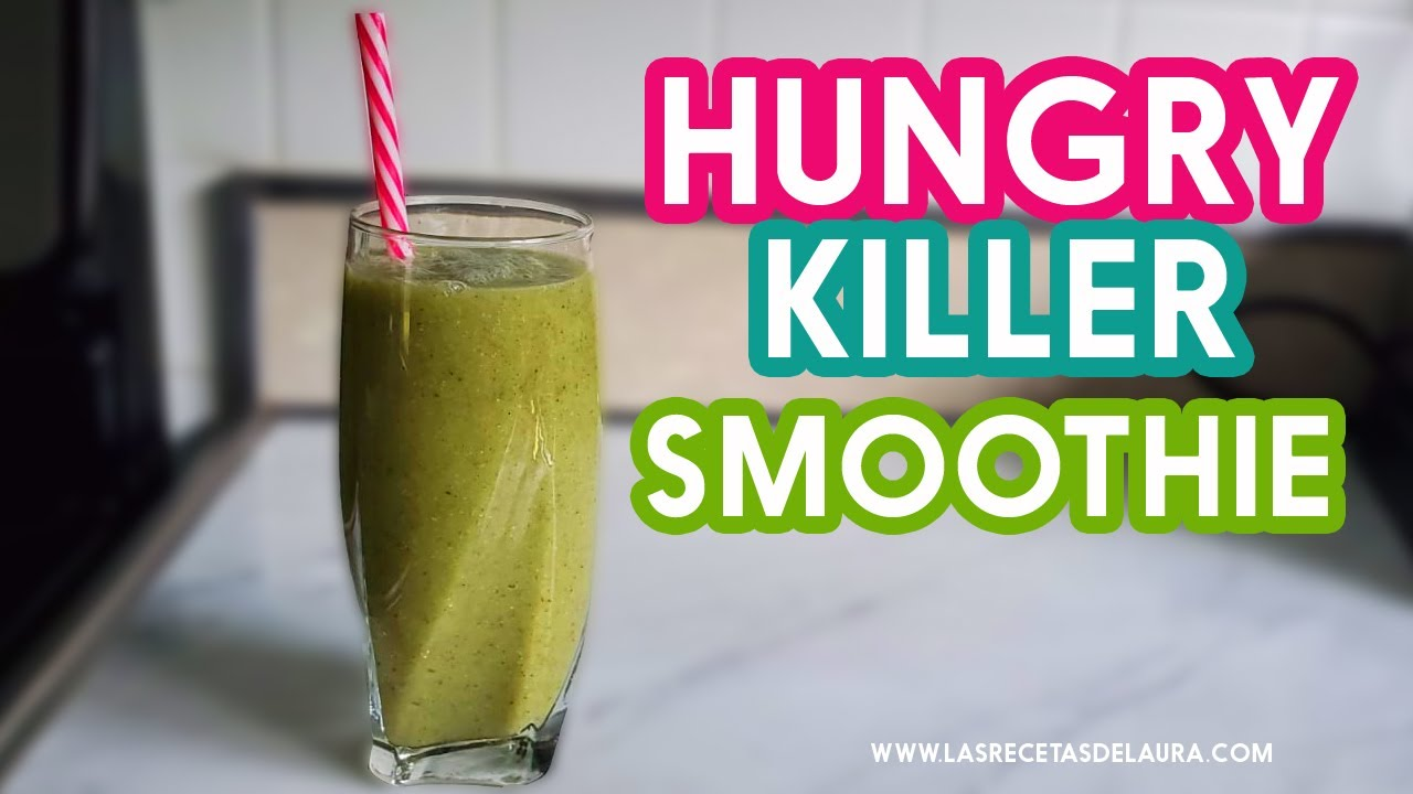 Feel SATISFIED the whole day with this Anti-Anxiety, Smoothie