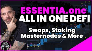 Essentia Platform - All In One Platform and ESS Masternodes