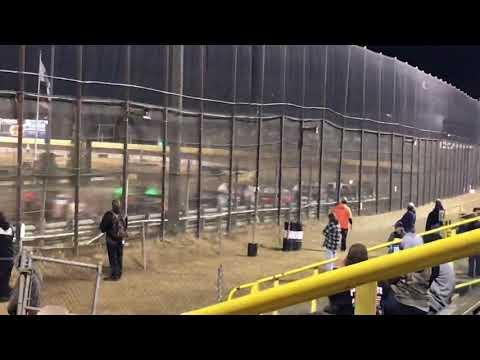 New Egypt Speedway 10/26/19 Crate Heat