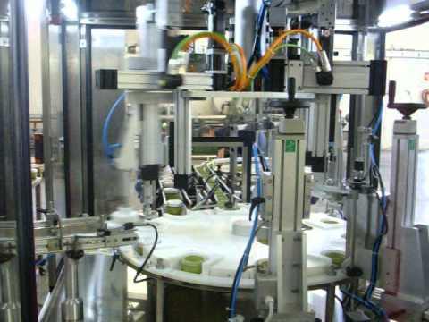 RIEMPIMENTO CREME COSMETICHE / COSMETIC CREAMS FILLING MRM900 V3