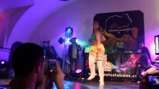 Austrian Dancehall Queen Contest 2014