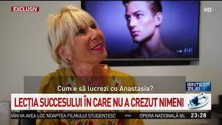 Mihai Gadea, interviu de miliarde cu Anastasia Soare, cea mai bogata romanca din lume (X)
